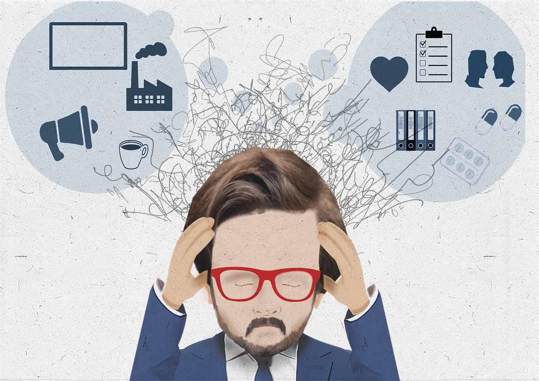 El estrés y sus consecuencias en el rendimiento